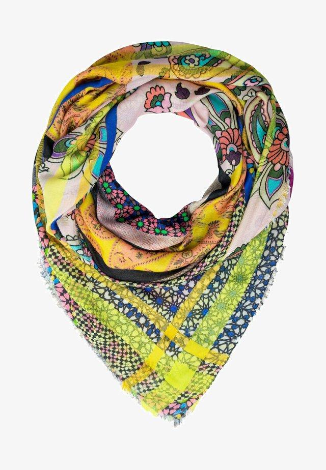Foulard - multicolor blumen