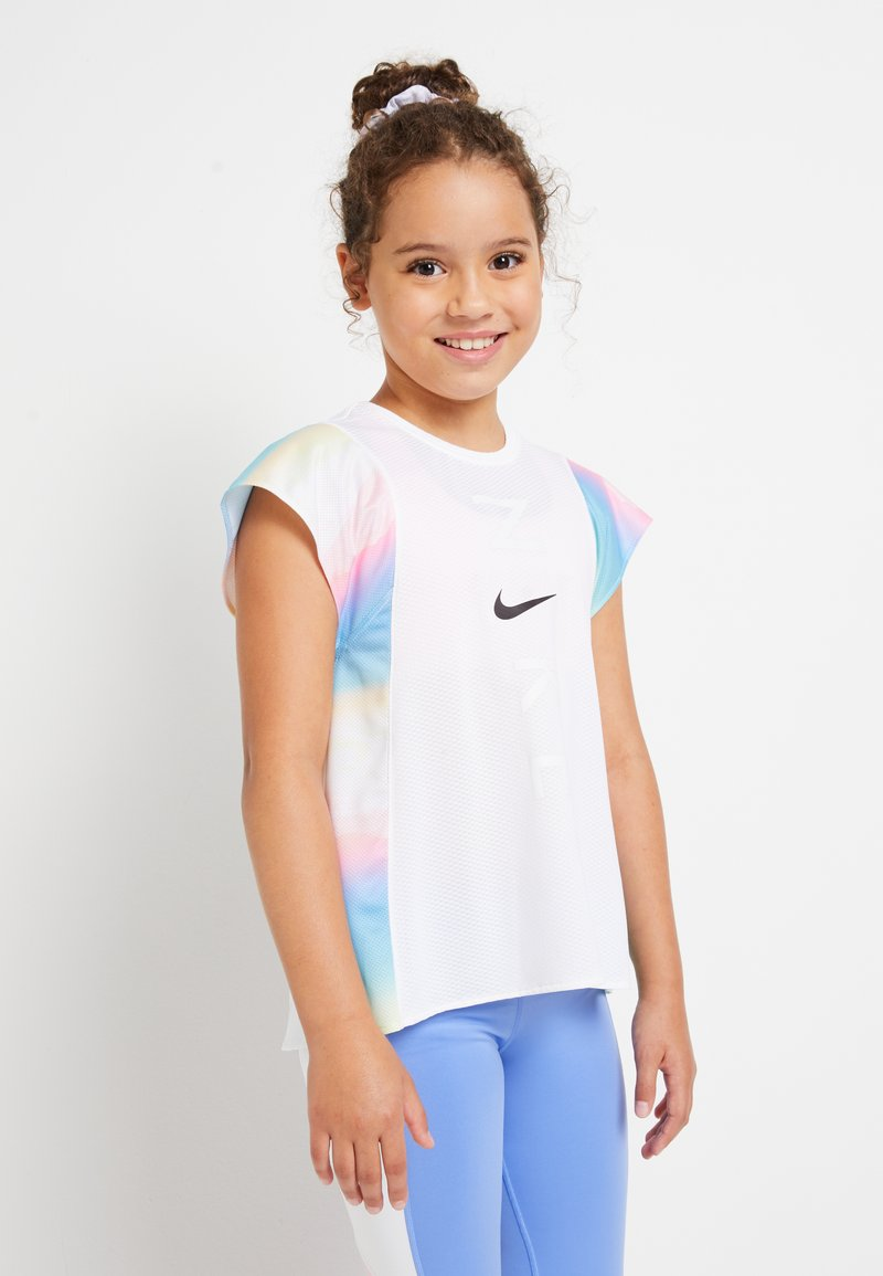Nike Performance - BREATHE INSTACOOL - T-shirt print - multi-coloured