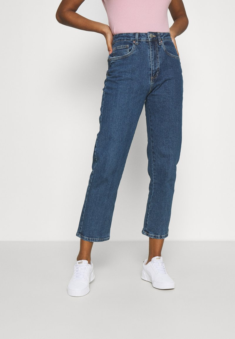 Cotton On - Straight leg jeans - coogee blue