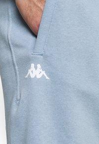 Kappa - IREK - Tracksuit bottoms - ashley blue - 4
