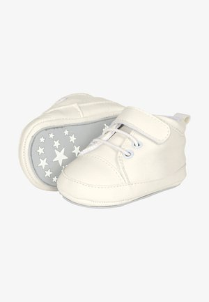 BABY SCHUH - First shoes - weiss