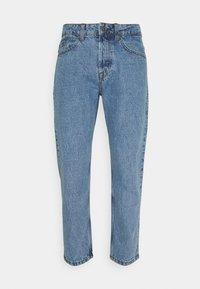 Only & Sons - ONSAVI BEAM LIFE CROP - Jeans straight leg - blue denim - 0