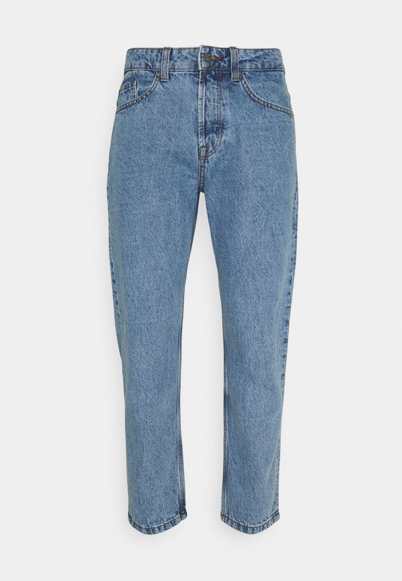Only & Sons - ONSAVI BEAM LIFE CROP - Jeans straight leg - blue denim