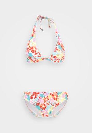 MARGA RITA FIX SET - Bikini - multi-coloured