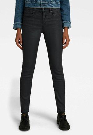 LHANA SKINNY - Jeans Skinny Fit - soot metalloid cobler