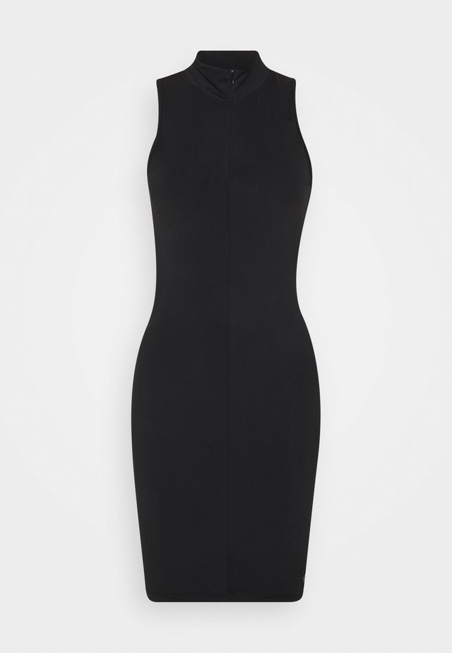 SPY DRESS - Vestito estivo - black