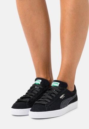 IRI WILD - Sneakers - black/white