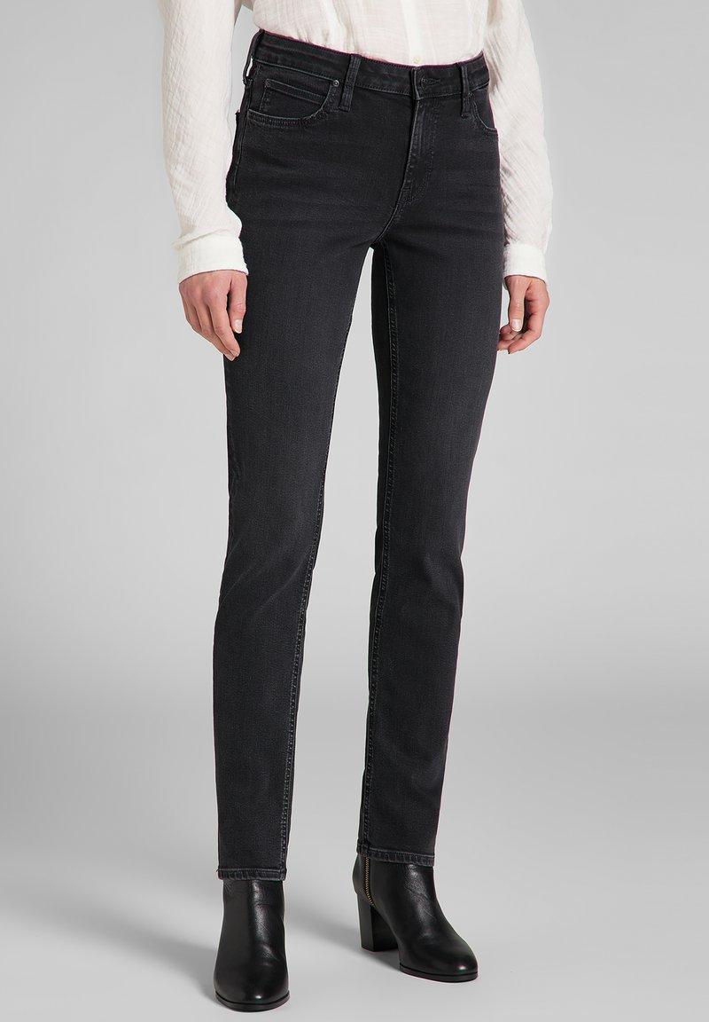 Lee - ELLY - Slim fit jeans - black ellis