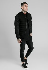 SIKSILK - STORM BUBBLE - Light jacket - black - 1