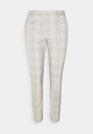 WOMENS TROUSERS - Trousers - beige