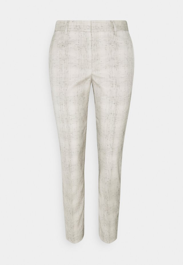WOMENS TROUSERS - Stoffhose - beige