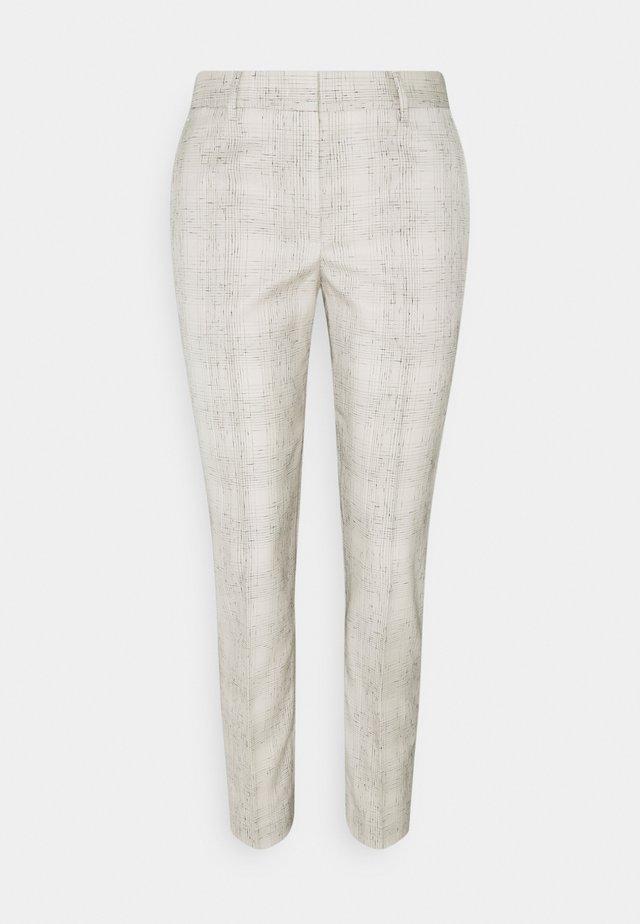 WOMENS TROUSERS - Pantalon classique - beige