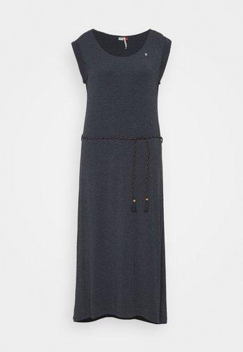 TAG LONG - Maxi šaty - navy
