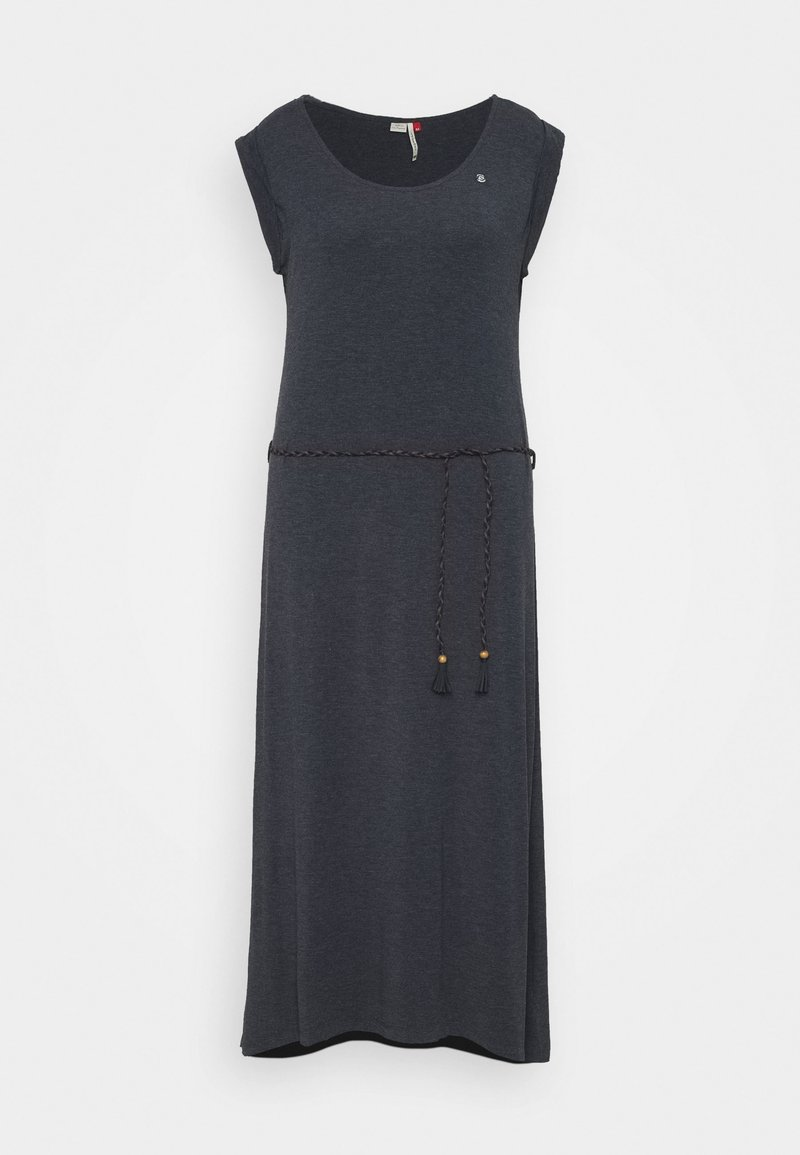 Ragwear Plus - TAG LONG - Maxi šaty - navy