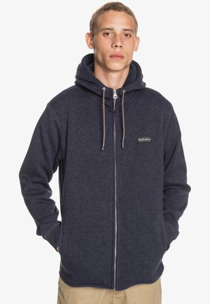 Zip-up hoodie - parisian night