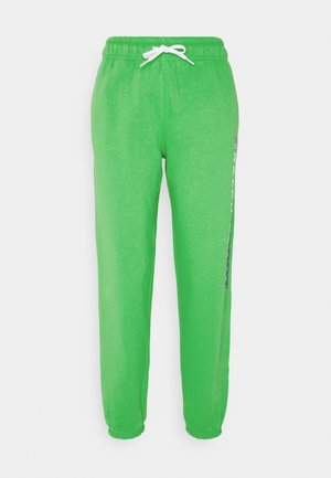 ANKLE PANT - Tracksuit bottoms - neon green