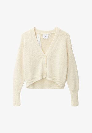 Cardigan - natural white