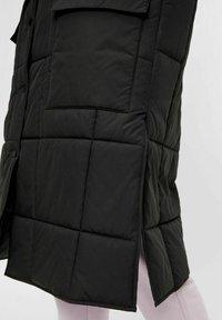 Pieces - Waistcoat - black - 5
