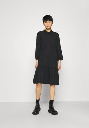 ELLIANA DRESS - Košilové šaty - black