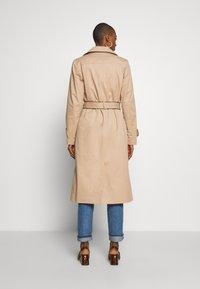 Esprit Collection - FEMININE COAT - Prochowiec - beige - 2