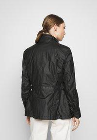 Belstaff - ADELINE JACKET - Summer jacket - black - 3