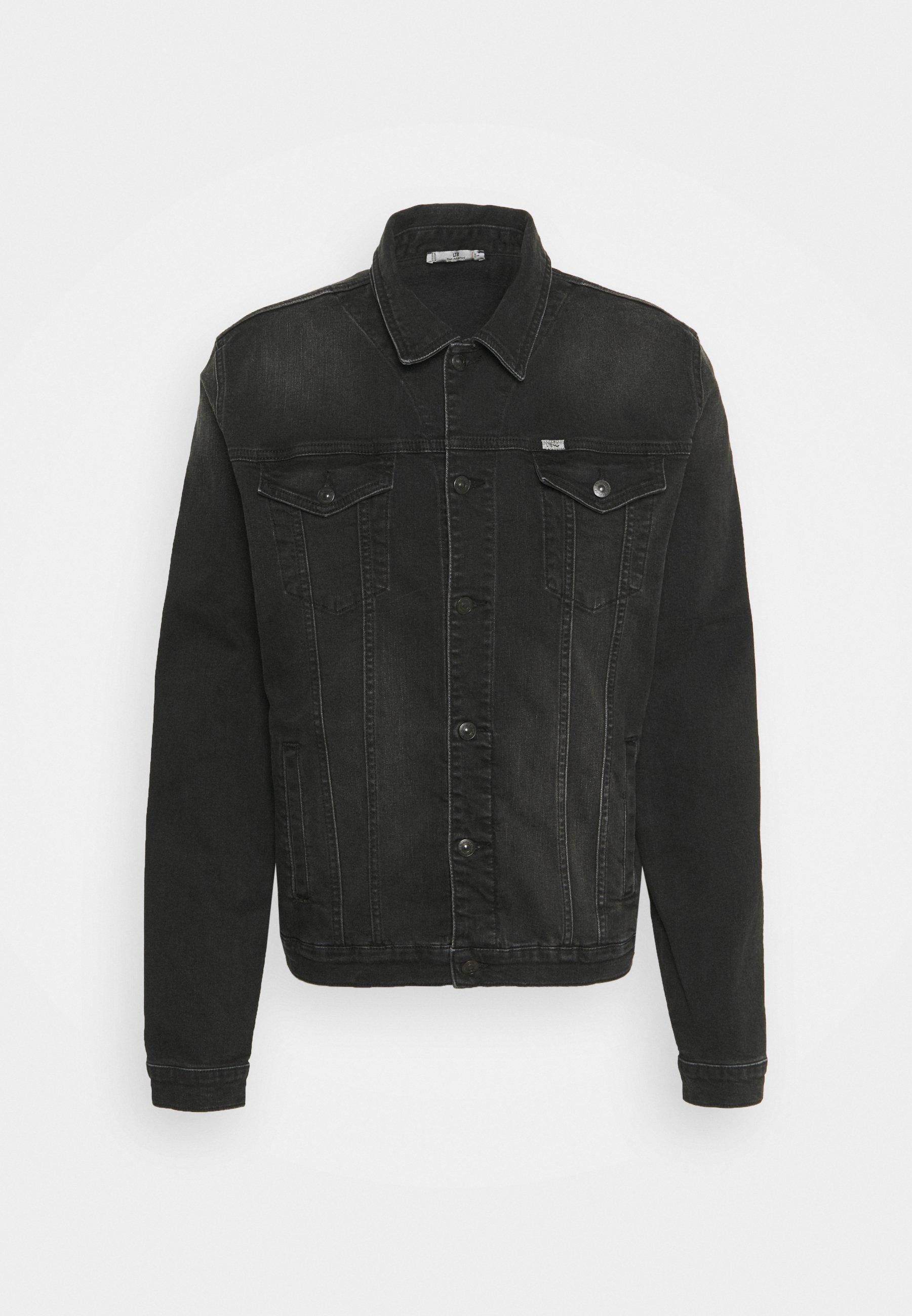 Uomo SANTINO JACKET - Giacca di jeans