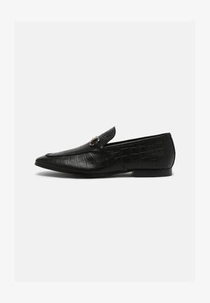 CROC LEMMING - Mocassins - black