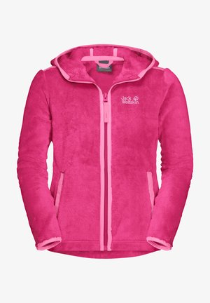 NEPALI - Fleece jacket - pink peony