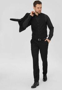 C&A - Suit waistcoat - black - 1