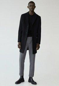 Mango - ARIZONA - Classic coat - schwarz - 1