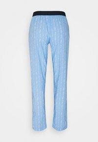 Tommy Hilfiger - ORIGINAL PANT - Bas de pyjama - dark blue - 6