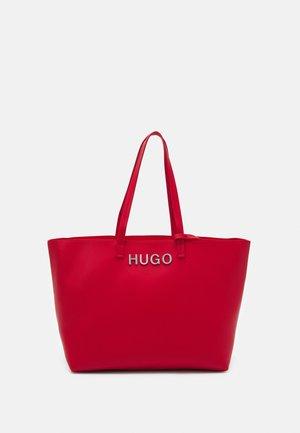 BRENDA SHOPPER - Tote bag - bright red