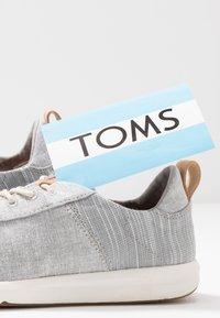 TOMS - CABRILLO - Trainers - grey - 7