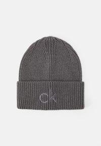 Calvin Klein - BEANIE - Beanie - grey - 0