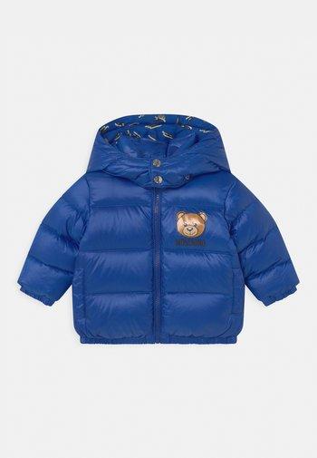 PADDED - Winter jacket - surf blue