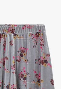 GRO - GRETA  LONG SKIRT - Gonna a campana - grey - 3