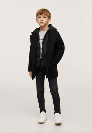 Winter coat - svart