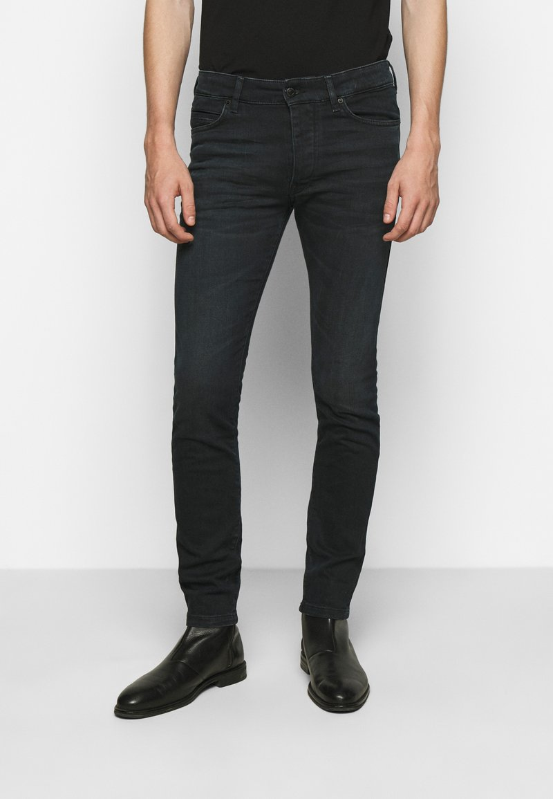 DRYKORN - JAZ - Slim fit jeans - grau