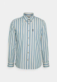 Ben Sherman - CANDY STRIPE - Shirt - riviera blue - 6