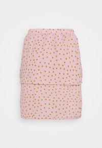 VILA PETITE - VILIV SKIRT - Mini skirt - pale mauve - 1