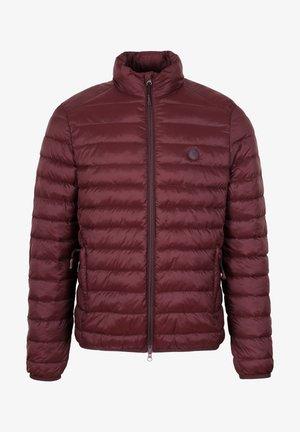 Winterjas - burgundy