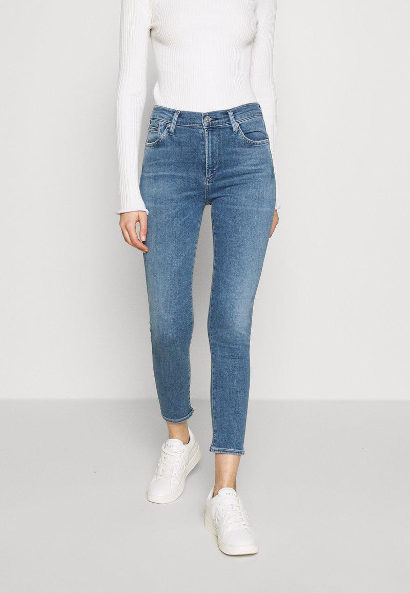 Citizens of Humanity - ROCKET  - Jeans Skinny Fit - blue denim