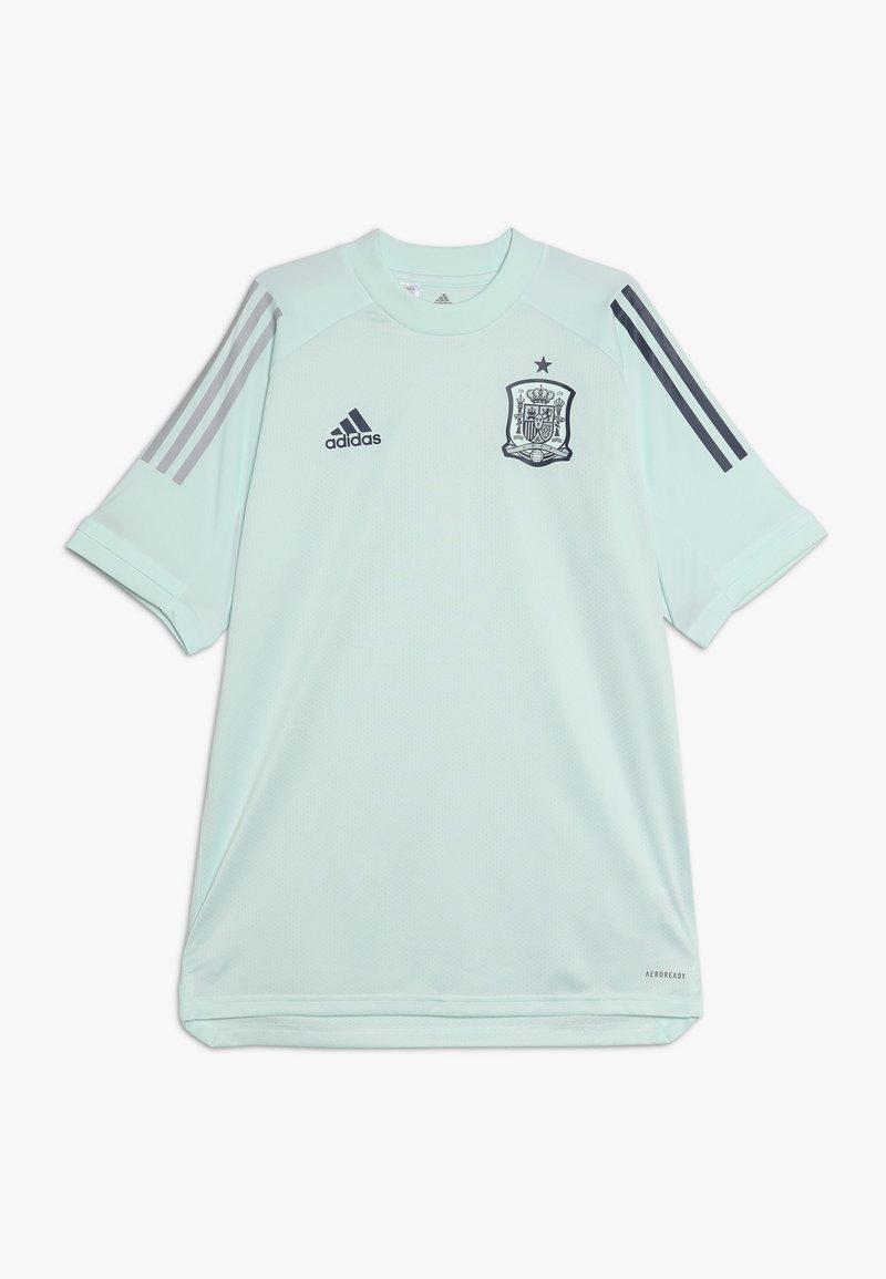 adidas Performance - SPAIN FEF TRAINING SHIRT - National team wear - mint