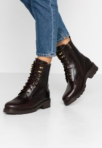 Panama Jack - LILIAN IGLOO - Lace-up ankle boots - marron/brown - 0