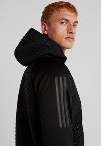 adidas Performance - DAY 2 NITE - Trainingsjacke - black - 4