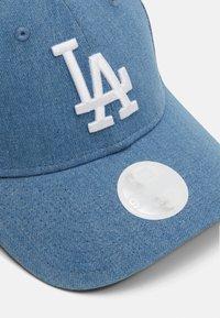 New Era - Cap - light blue denim - 3