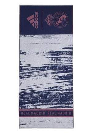 REAL MADRID COTTON TOWEL - Håndkle - blue