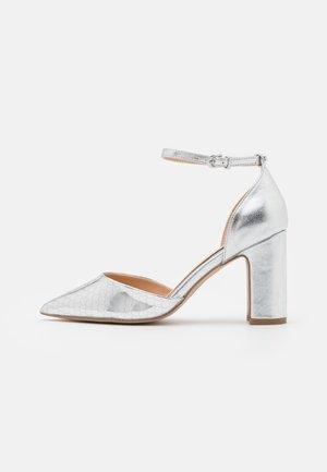JOYUS - Zapatos altos - silver