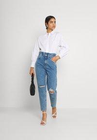 YAS - YASSCORPIO - Skjorte - bright white - 1