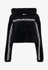 adidas Originals - CROPPED - Hættetrøjer - black - 3
